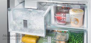 یخساز های دستی و یخساز های اتوماتیک یخچال فریزر ها