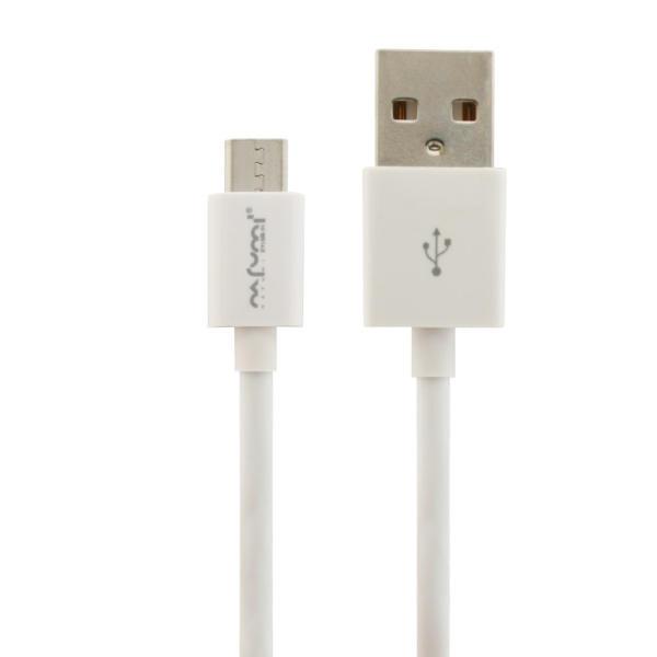 کابل تبدیل USB به microUSB نافومی مدل 007 طول 1 متر