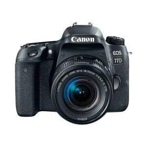 دوربین عکاسی کانن Canon EOS 77D Kit EF-S 18-55mm f/3.5-5.6 IS STM