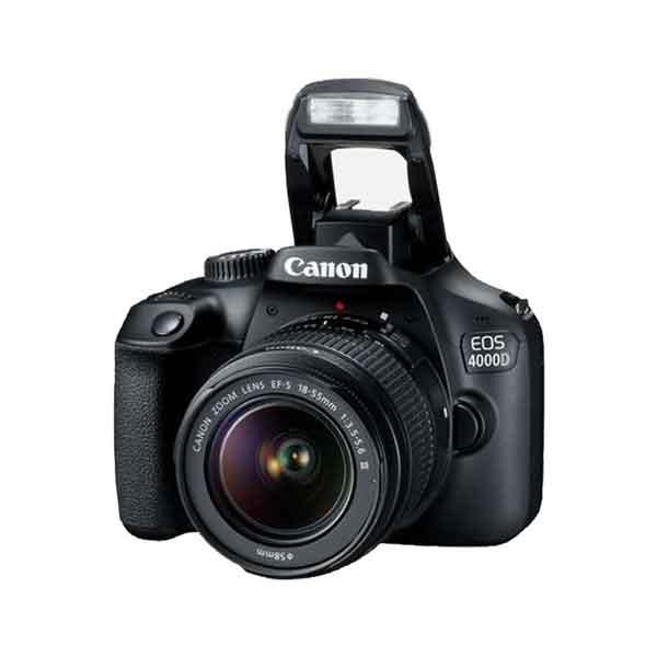 دوربین عکاسی کانن لنز Canon EOS 4000D 18-55mm