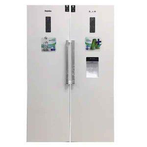 یخچال و فریزر دو قلو دیپوینت مدلD5I