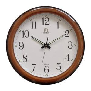 ساعت دیواری مارال مدل 12 (اعداد انگلیسی)