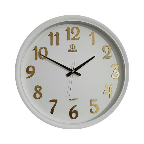 ساعت دیواری مارال مدل 24 (اعداد انگلیسی)