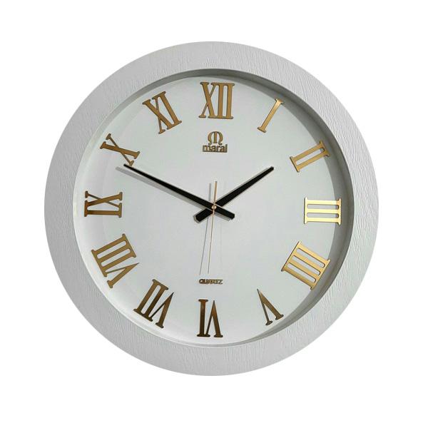 ساعت دیواری مارال مدل 25 (اعداد یونانی)