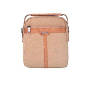کیف دوشی زنانه کتان اراز مدل 242