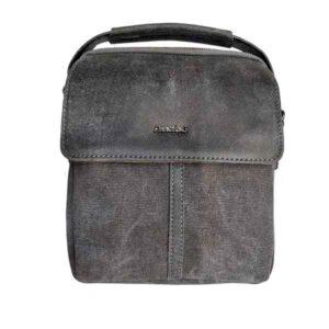کیف دوشی زنانه کتان اراز مدل 245