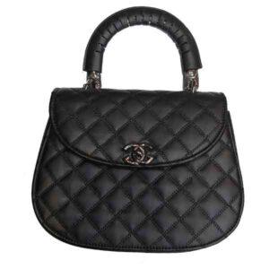 کیف دوشی زنانه شانل هلالی