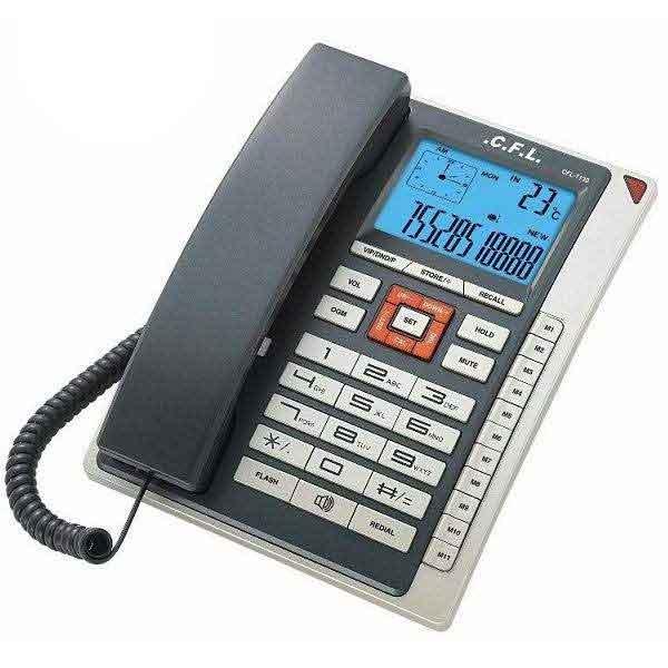 تلفن سی.اف.ال مدل CFL-7130