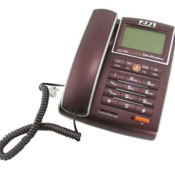تلفن رومیزی سی اف ال CFL 921