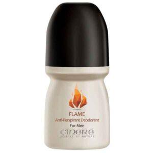 رول ضد تعریق مردانه سینره مدل Flame حجم 50 میلی لیتر