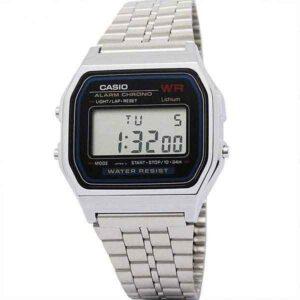 ساعت مچی دیجیتال مردانه کاسیو (اصل) مدل A159WA-N1DF