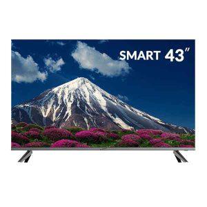 تلویزیون هوشمند اسنوا مدل SSD-43SA630P سایز 43 اینچ